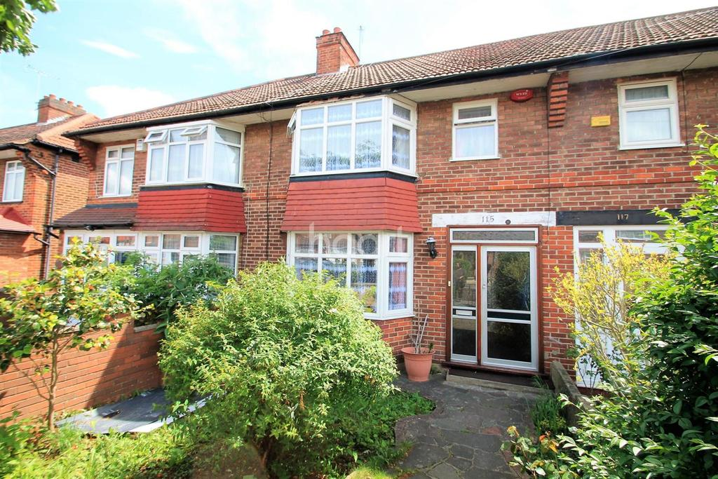 3 Bedrooms Terraced House for sale in Oakleigh Avenue, HA8