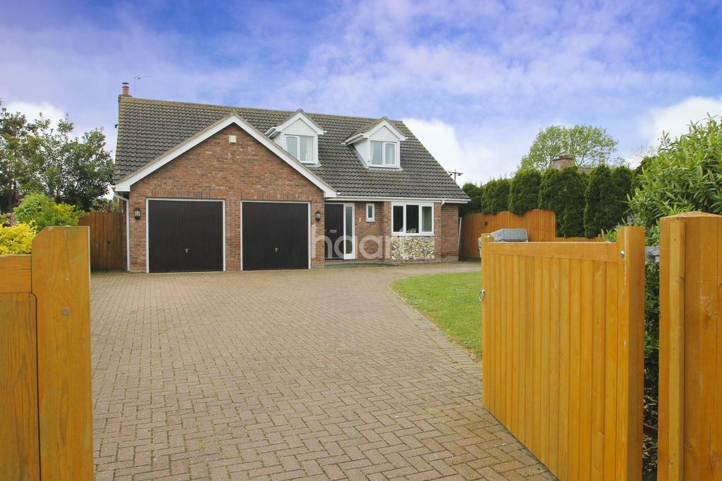 4 Bedrooms Detached House for sale in Mill Lane, Barrow