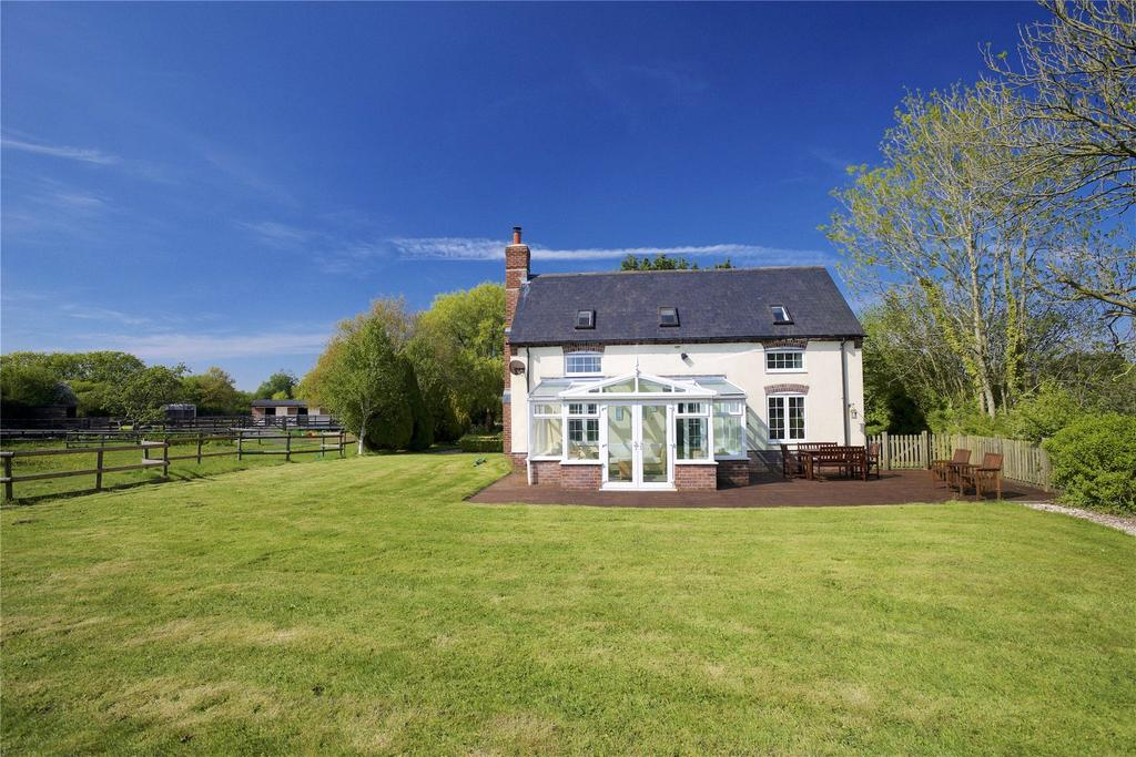 4 Bedrooms Detached House for sale in Winfrith Newburgh, Dorset