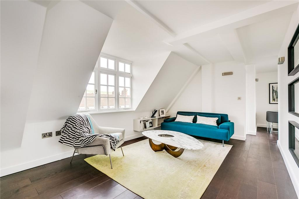 2 Bedrooms Flat for sale in Cranmer Court, Whiteheads Grove, Chelsea