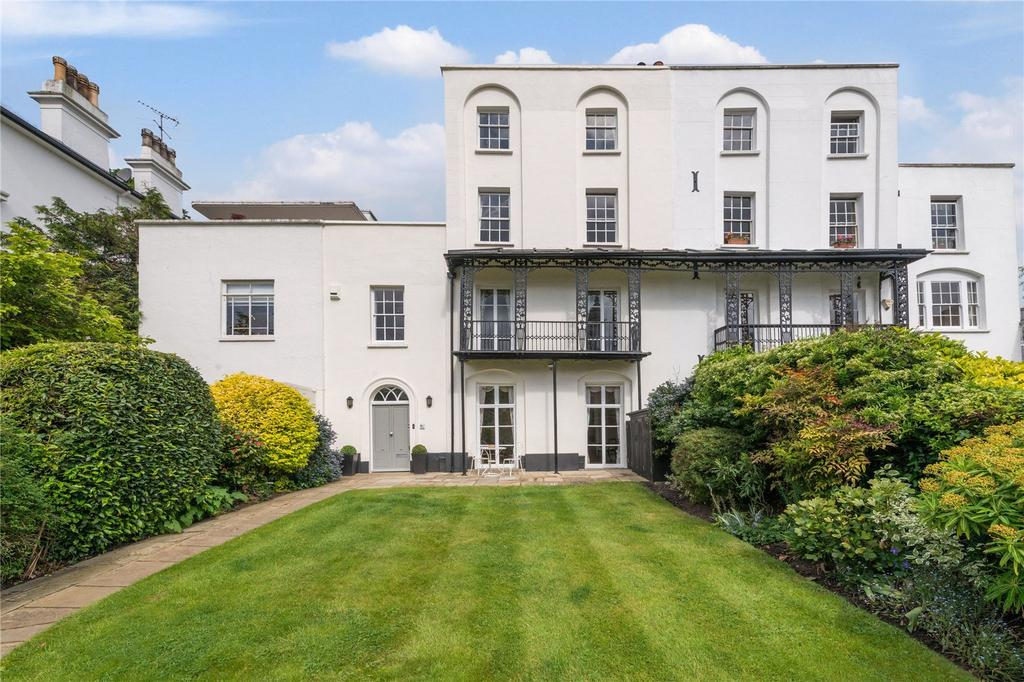 5 Bedrooms Terraced House for sale in Downshire Hill, Hampstead, London