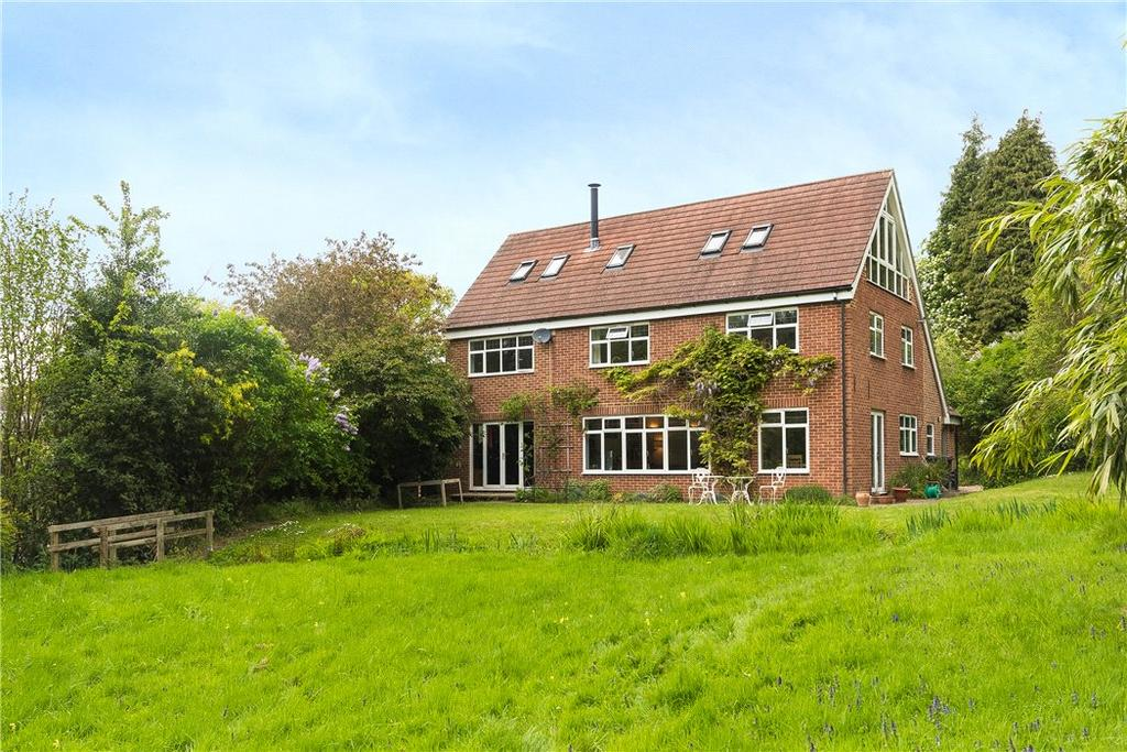 5 Bedrooms Detached House for sale in Fox Lane, Boars Hill, Oxford, OX1