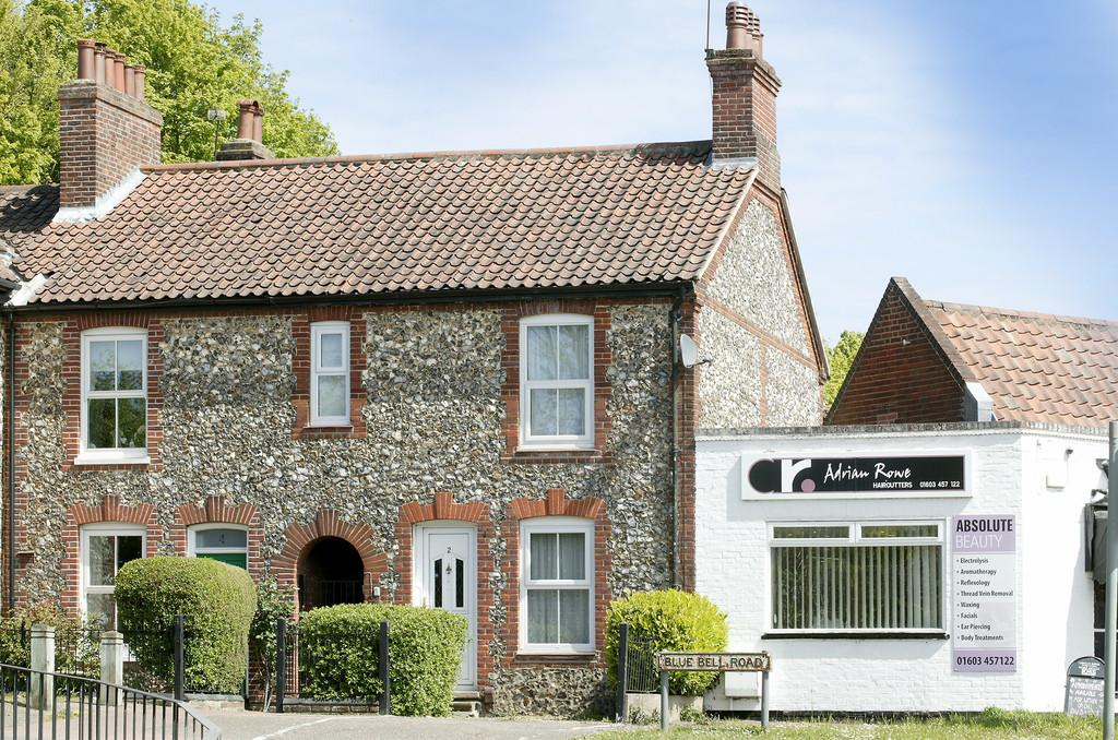 2 Bedrooms Cottage House for sale in Bluebell Road, Eaton