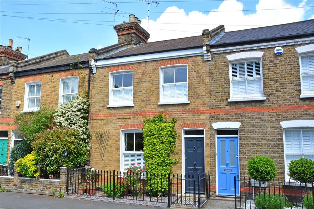 2 Bedrooms Terraced House for sale in Collins Street, Blackheath, London, SE3