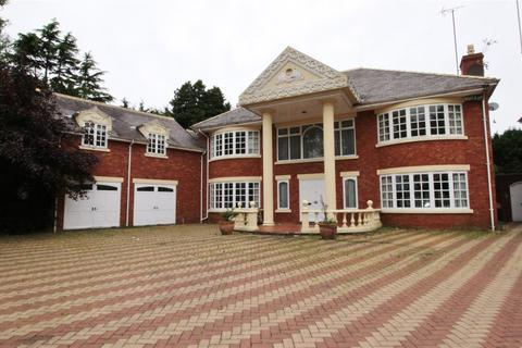 6 bedroom detached house for sale - North Drive, Sandfield Park, Liverpool, Merseyside, L12