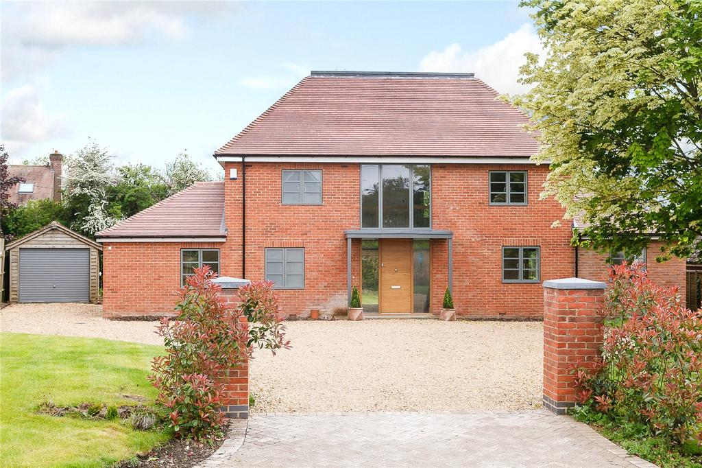 4 Bedrooms Detached House for sale in Upper Basildon, Reading, Berkshire