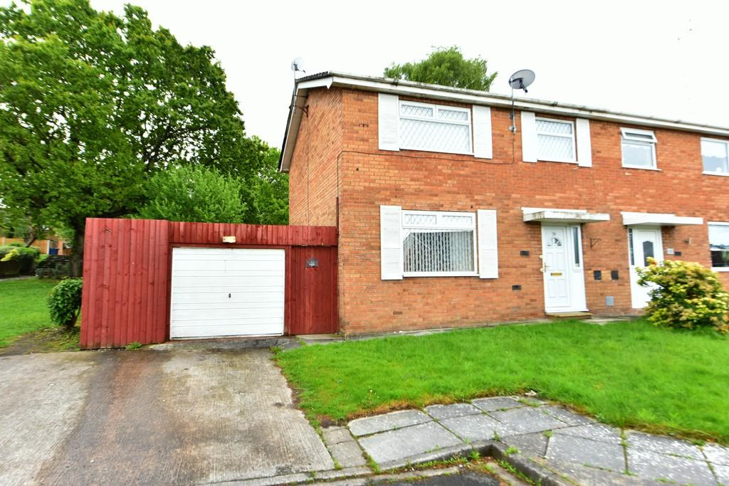 3 Bedrooms Semi Detached House for sale in Manfield, Skelmersdale