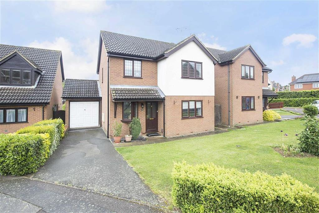3 Bedrooms Detached House for sale in Constable Drive, Barton Seagrave