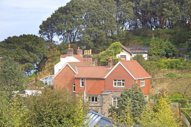 4 Bedrooms Detached House for sale in Havelet, St. Peter Port, Guernsey