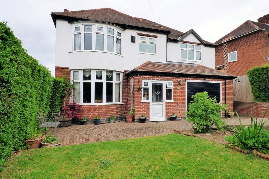5 Bedrooms Detached House for sale in Bretby Lane, Bretby