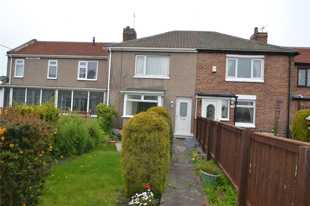 2 Bedrooms Terraced House for sale in Wear Terrace, Easington, Peterlee, Co.Durham, SR8