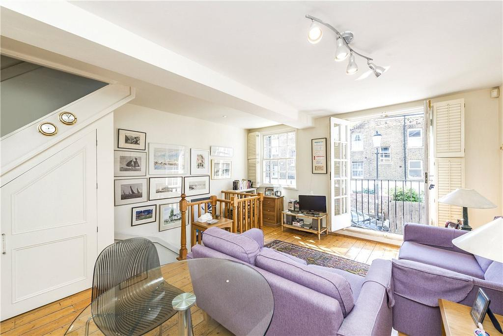 1 Bedroom Apartment Flat for sale in Royal Crescent Mews, Holland Park, London, W11