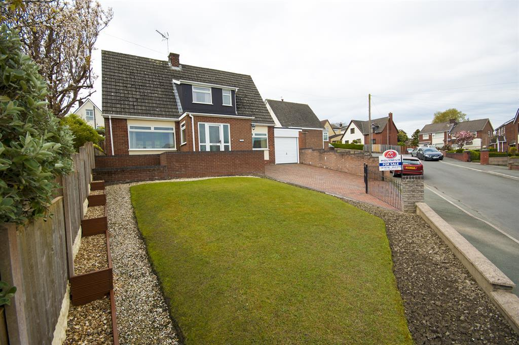 3 Bedrooms Detached House for sale in Prospect Drive , Coedpoeth , Wrexham, LL11 3PE