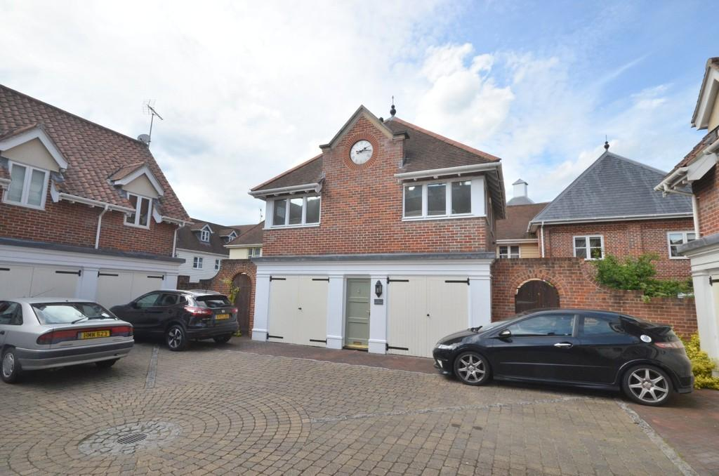 2 Bedrooms Detached House for sale in Parkside Quarter, Colchester, CO1 1EA