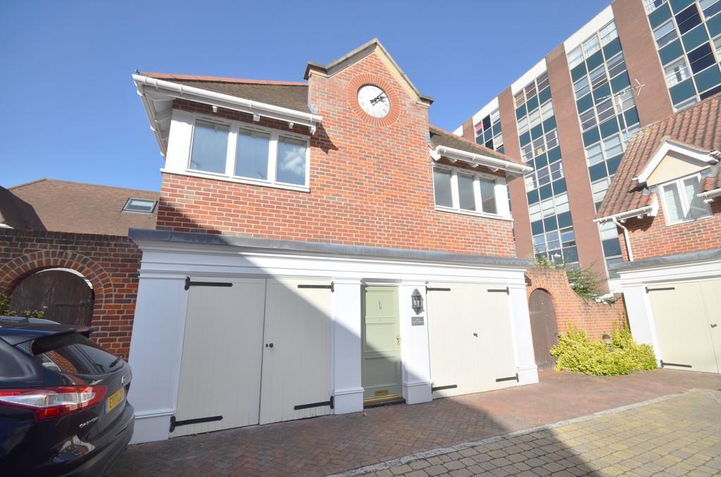 2 Bedrooms Detached House for sale in Parkside Quarter, Colchester, CO1 1EA