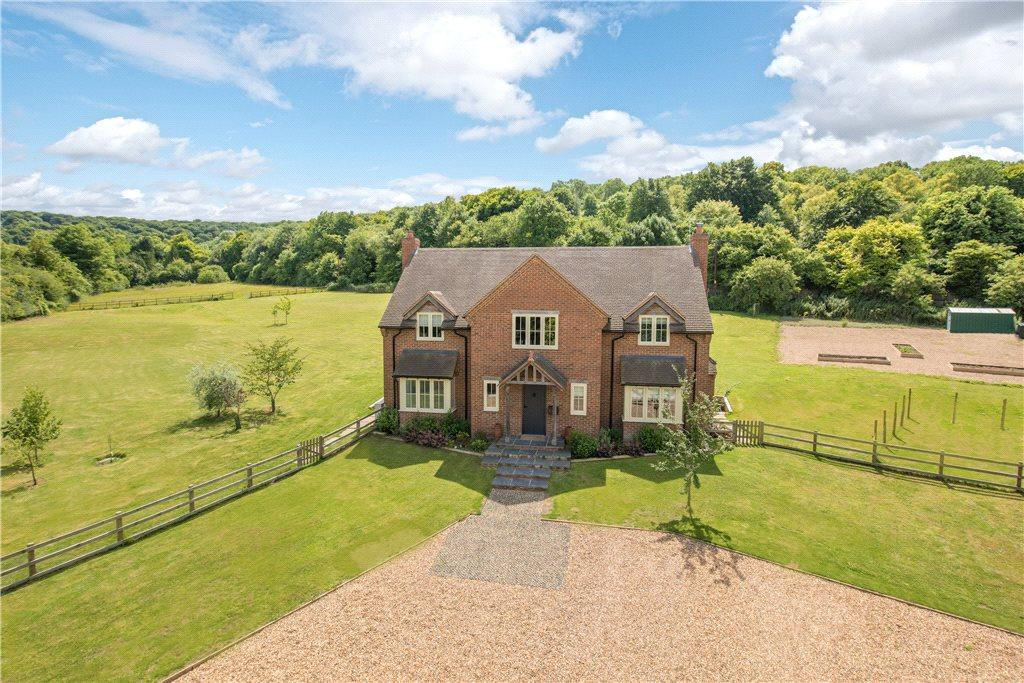 4 Bedrooms Detached House for sale in Aston Hill, Lewknor, Watlington, Oxfordshire