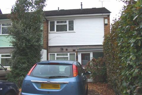 3 bedroom townhouse for sale - Stoughton Road, Stoneygate, Leicester, Leicestershire, LE2 2EB
