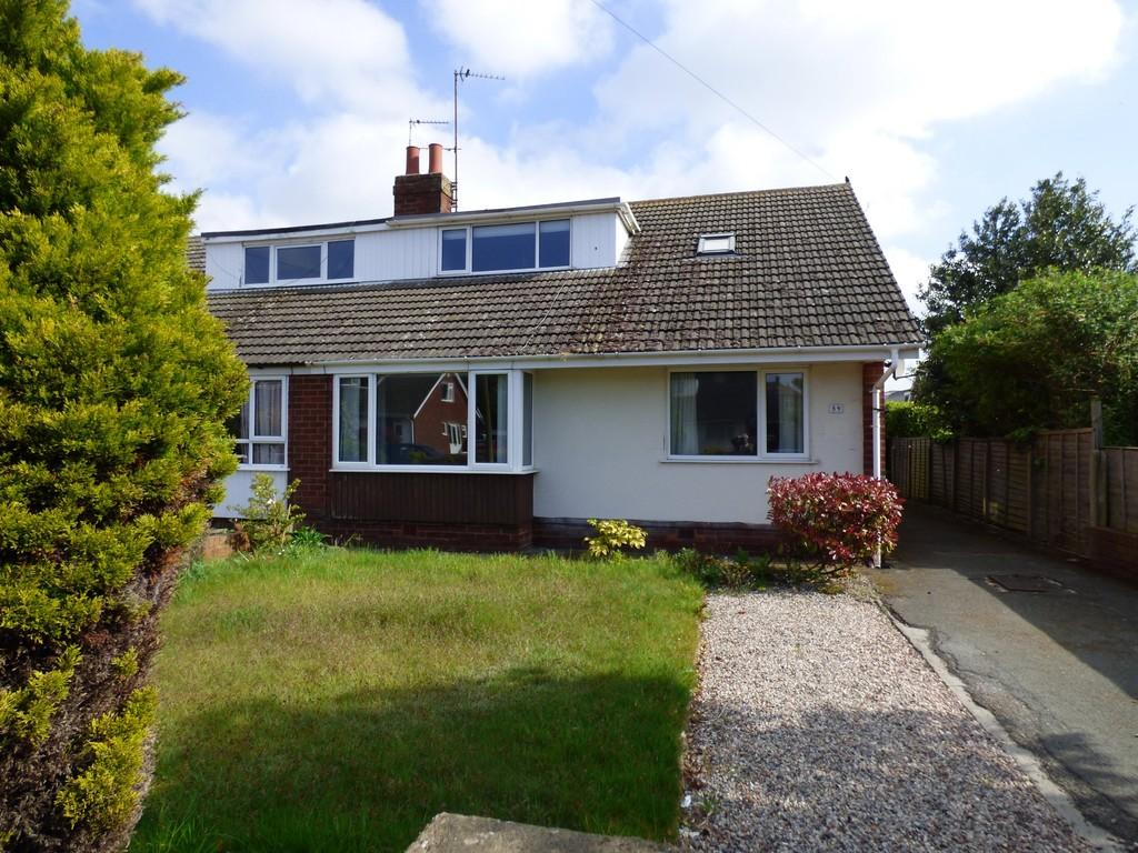 3 Bedrooms Semi Detached Bungalow for sale in Baltimore Road, Lytham St. Annes