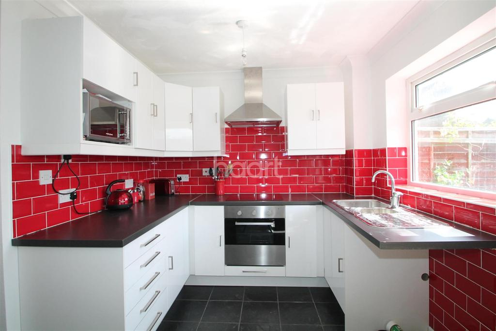 3 Bedrooms Terraced House for rent in Chelmer Road, Braintree