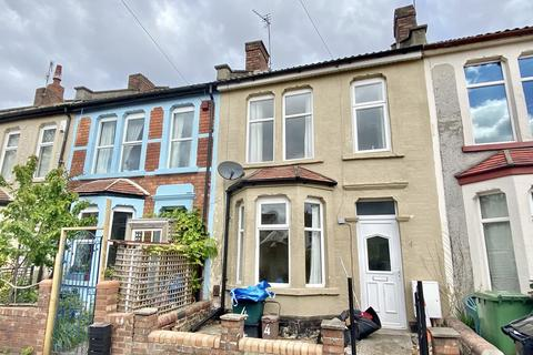 2 bedroom terraced house to rent - Eastville, Park Avenue, BS5 6QL