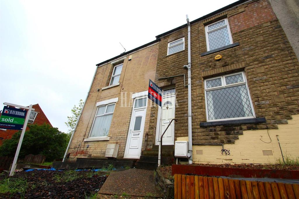 3 Bedrooms Terraced House for sale in Newman Road, Wincobank
