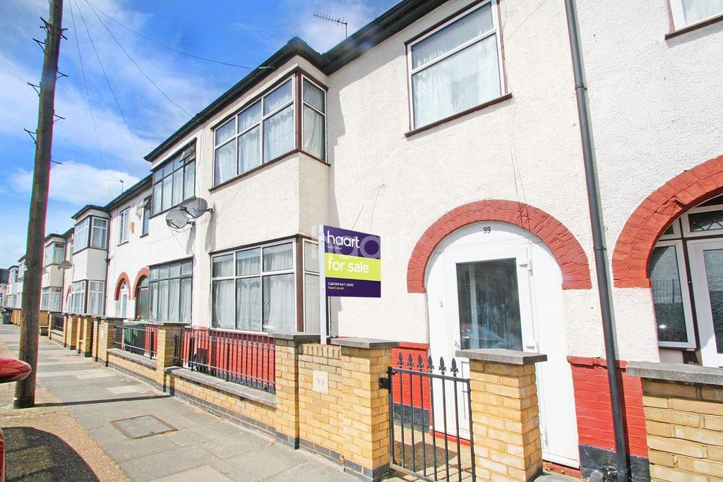 3 Bedrooms Terraced House for sale in Grosvenor Road, Forest Gate
