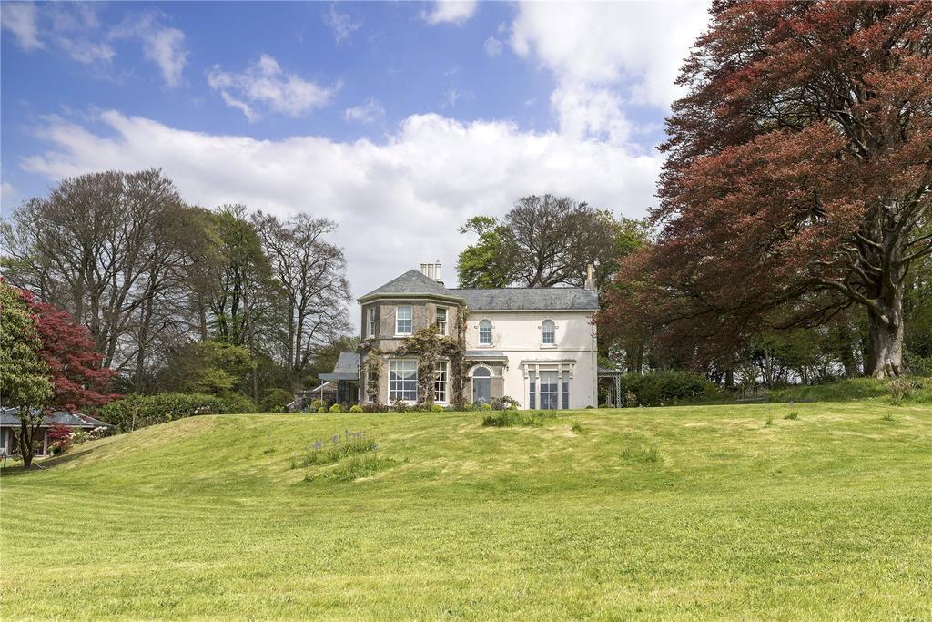5 Bedrooms Detached House for sale in Buckland Monachorum, Yelverton, Devon, PL20