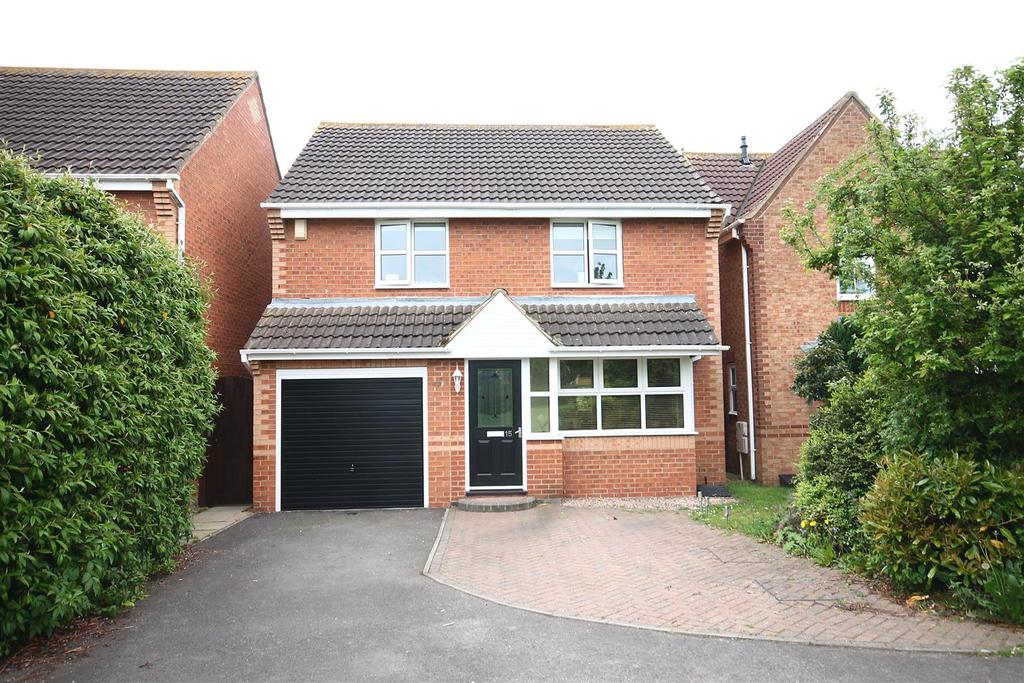 3 Bedrooms Detached House for sale in Elishaw Green, Ingleby Barwick, Stockton-On-Tees