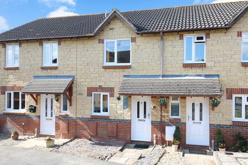2 Bedrooms Terraced House for sale in Magnolia Rise, Trowbridge