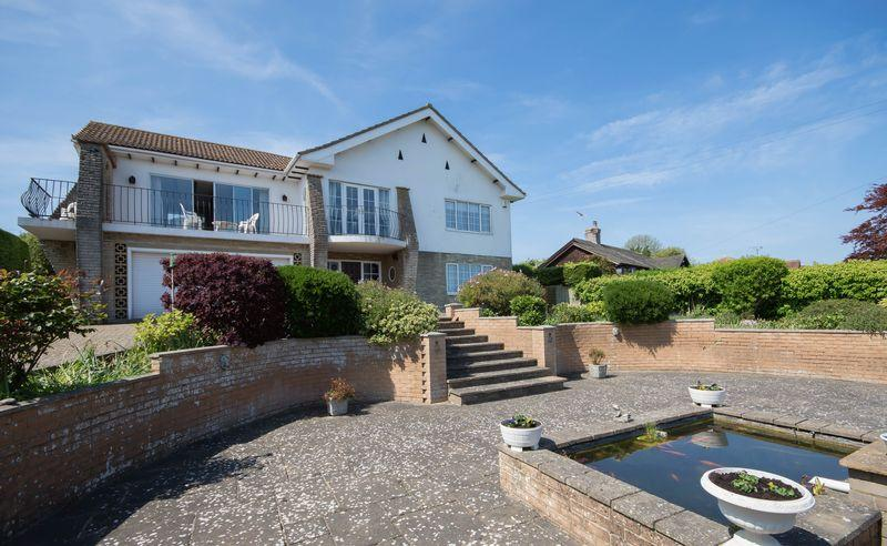4 Bedrooms Detached House for sale in Kingsdown