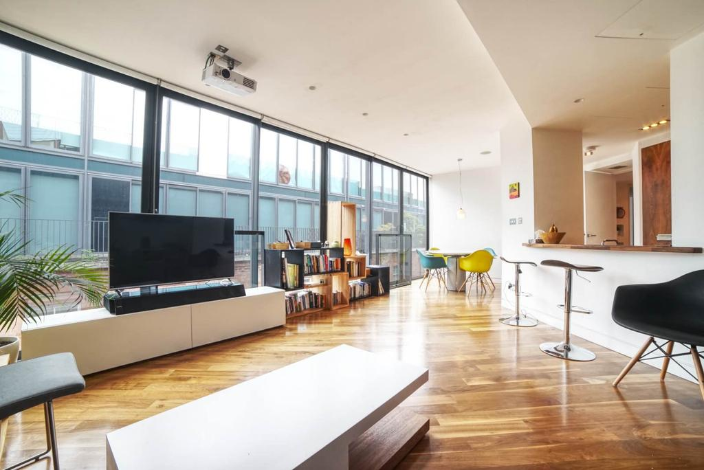 2 Bedrooms Flat for sale in The Jam Factory, Green Walk, SE1