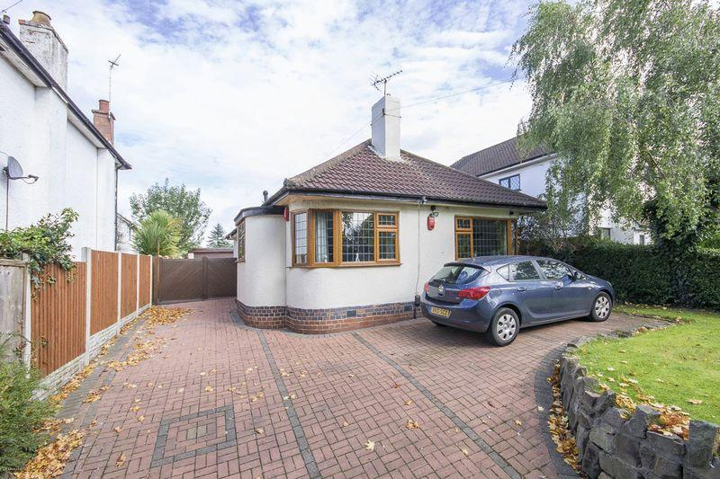 3 Bedrooms Detached Bungalow for sale in DERBY ROAD, CHELLASTON