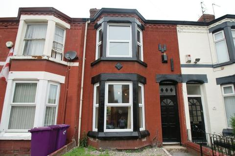 3 bedroom terraced house for sale - September Road, Liverpool