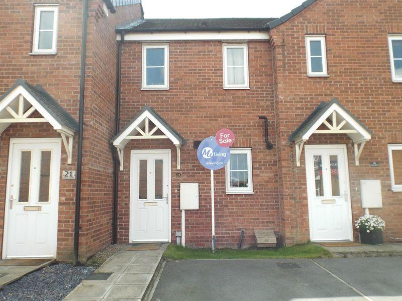 2 Bedrooms Terraced House for sale in Linnet Garth, Lakeside