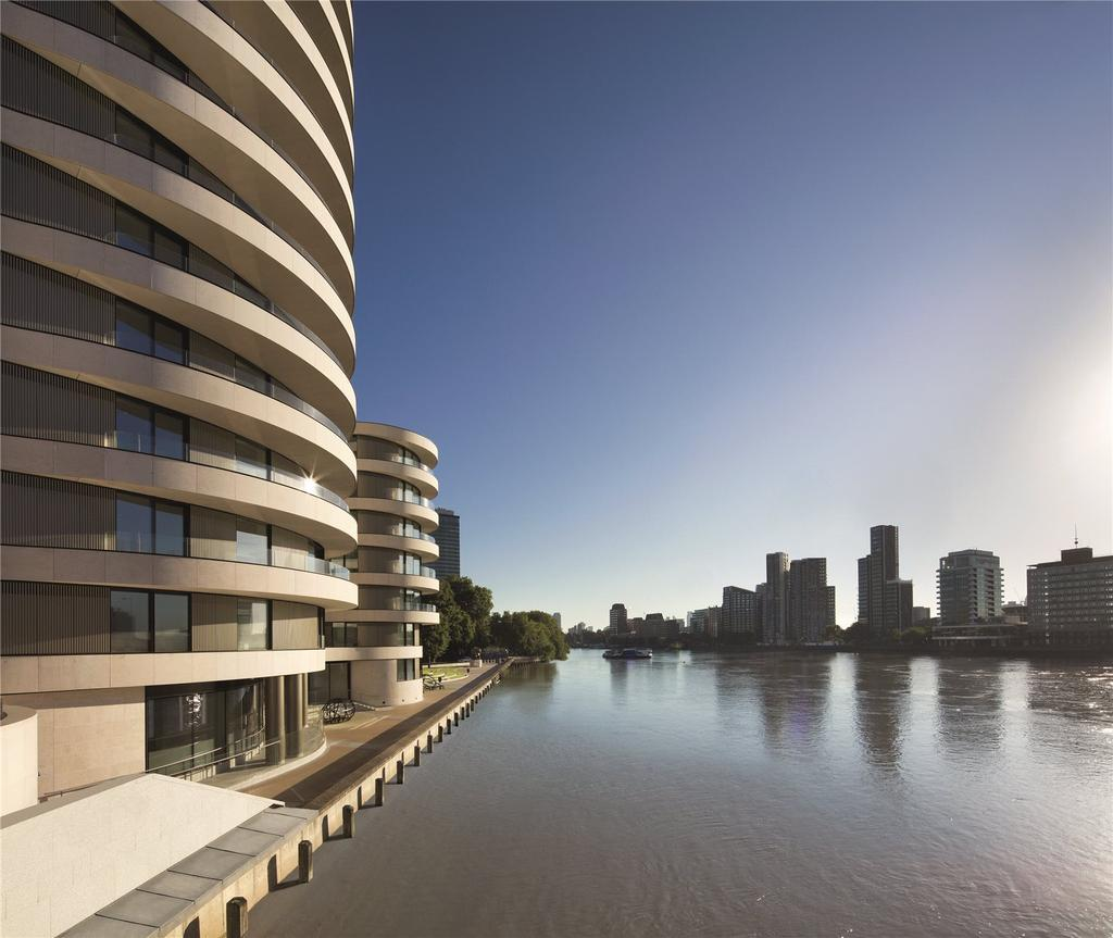 2 Bedrooms Flat for sale in Riverwalk, 161 Millbank, London, SW1P