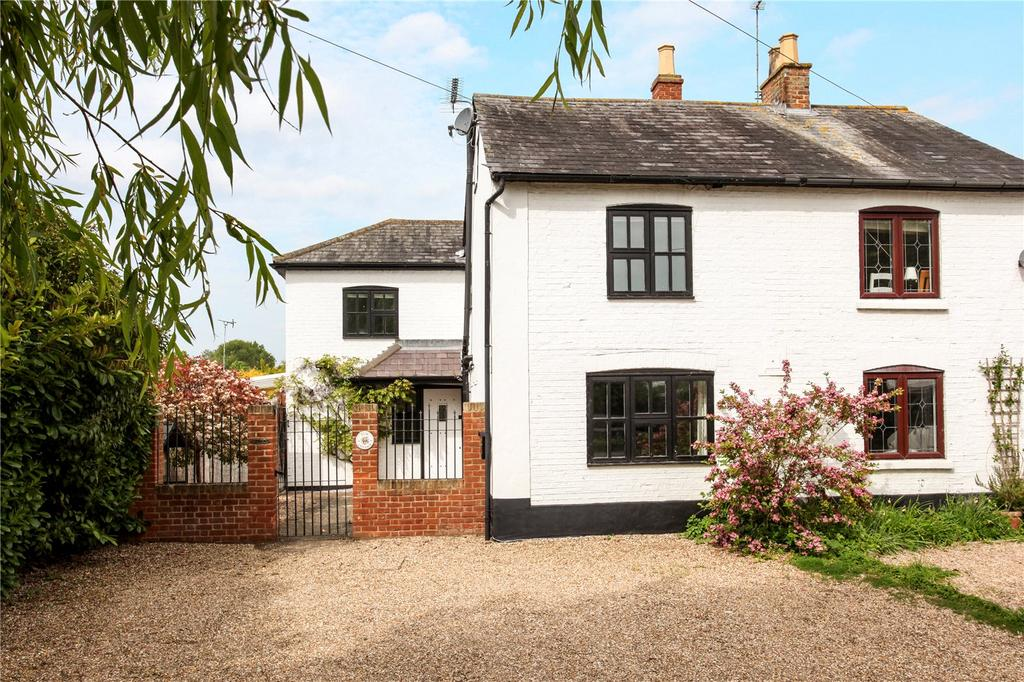 4 Bedrooms Semi Detached House for sale in Fifield Road, Fifield, Maidenhead, Berkshire, SL6