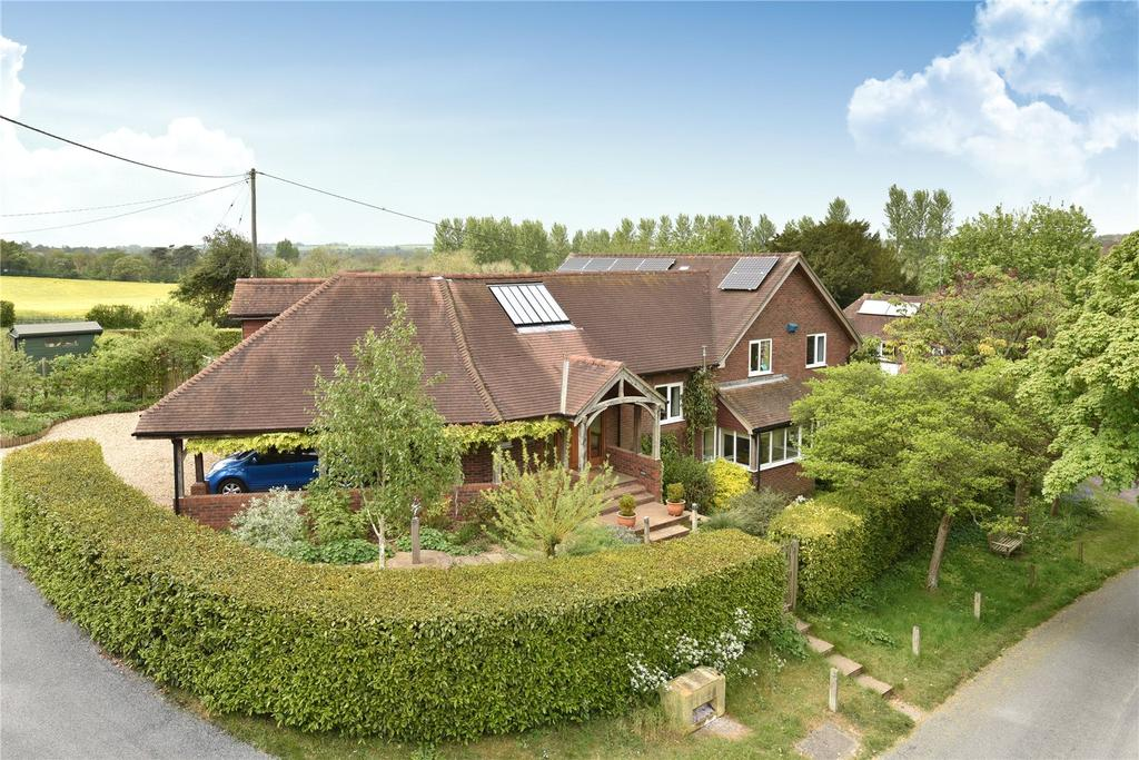 5 Bedrooms Detached House for sale in Ovington, Alresford, Hampshire, SO24