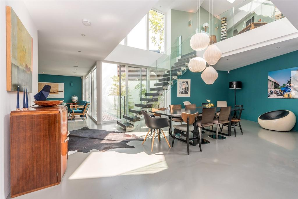 5 Bedrooms Terraced House for sale in Florence Street, Islington, London, N1