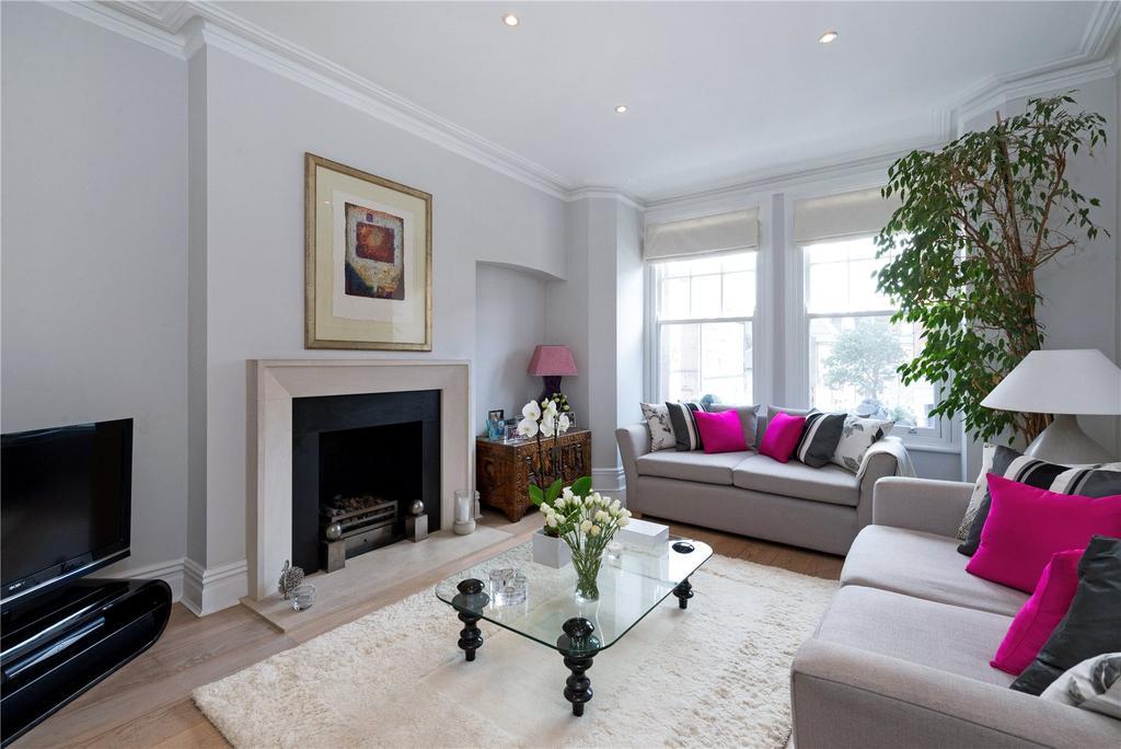 2 Bedrooms Flat for sale in Cambridge Mansions, Cambridge Road, Battersea, London, SW11