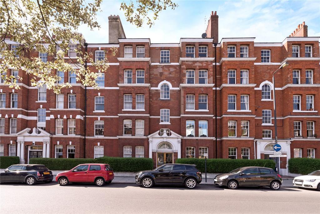 2 Bedrooms Flat for sale in Cambridge Mansions, Cambridge Road, Battersea, London, SW11
