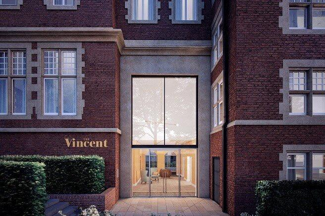 2 Bedrooms Retirement Property for sale in The Vincent, Queen Victoria House, Bristol, Avon, BS6