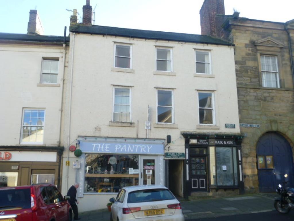 3 Bedrooms Flat for rent in Dodds Lane, Alnwick, Northumberland, NE66