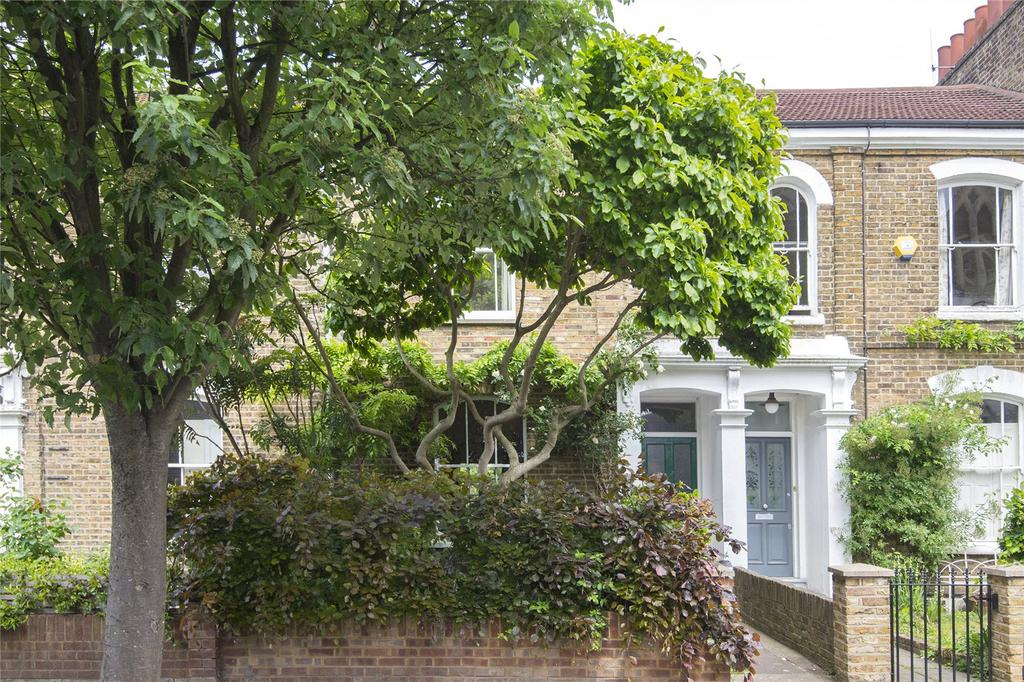3 Bedrooms Terraced House for sale in Ritson Road, London, E8