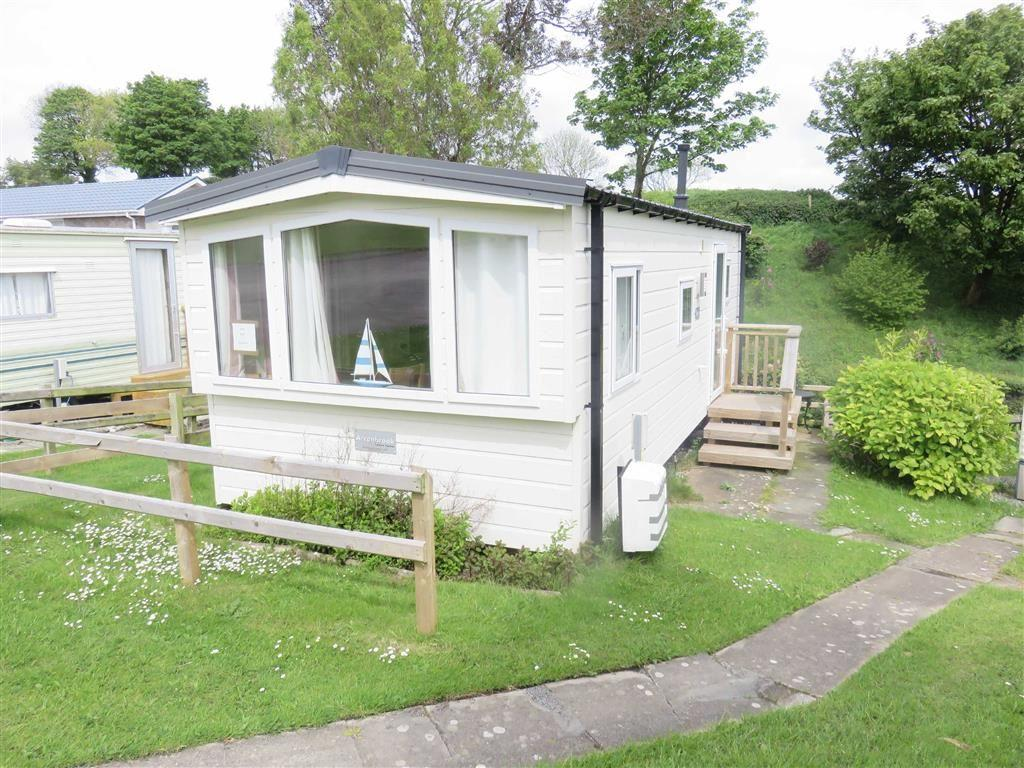 2 Bedrooms Park Home Mobile Home for sale in Penrhyn Point Holiday Park, Benllech