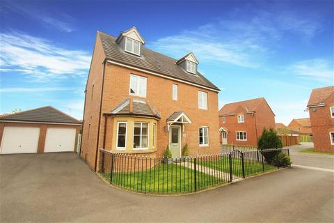 4 bedroom detached house for sale - Cloverfield, West Allotment, Tyne And Wear