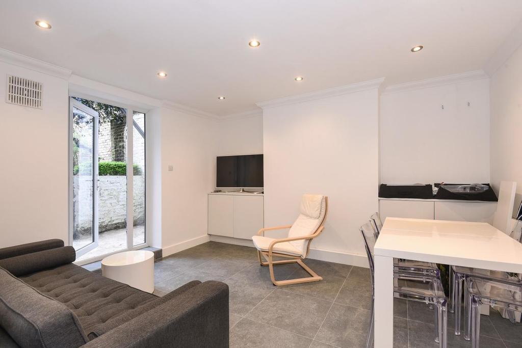 1 Bedroom Flat for sale in Mildmay Park, Islington