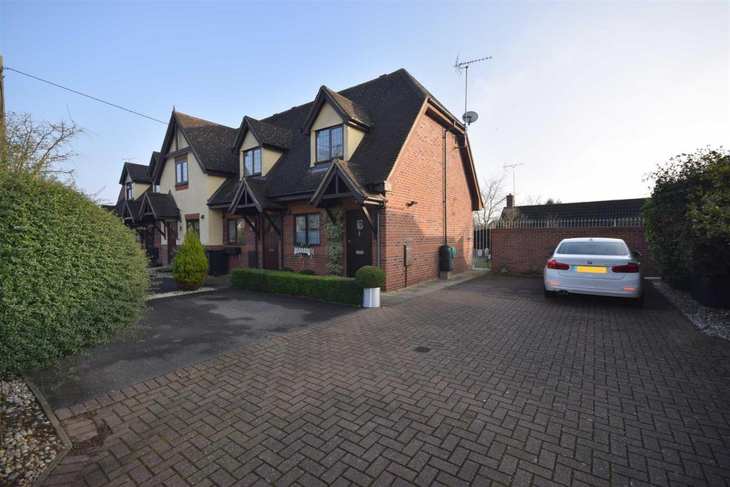 1 Bedroom End Of Terrace House for sale in Church Road, Wickham Bishops