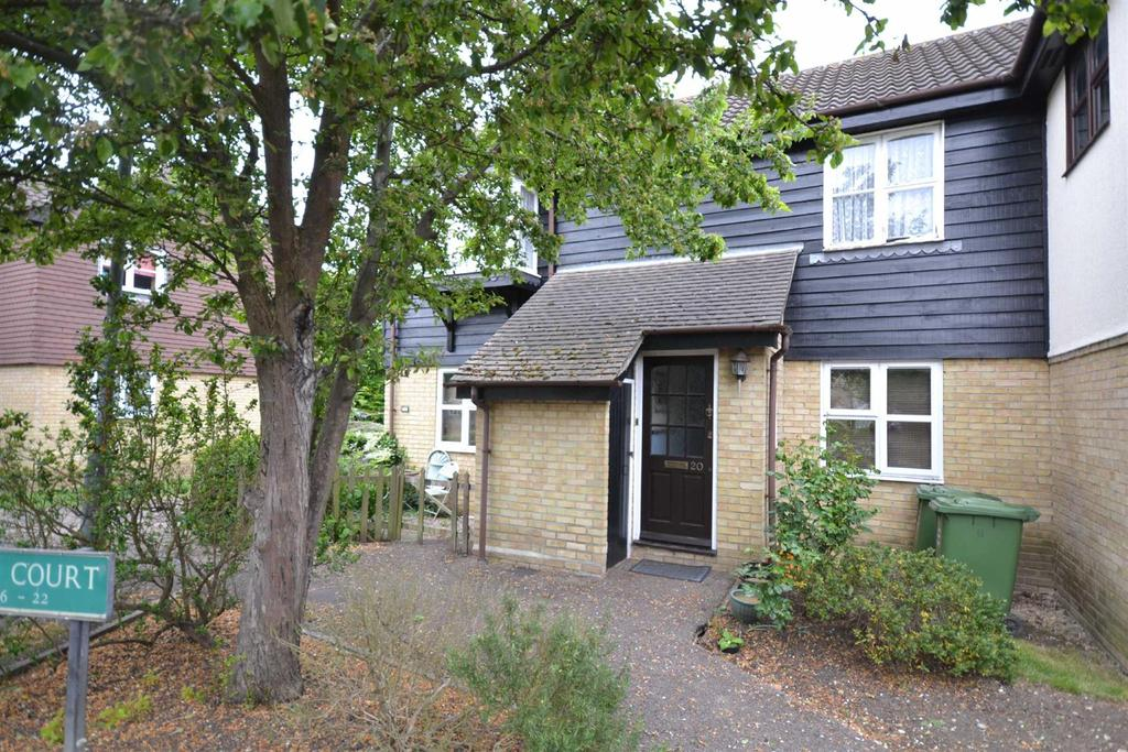 2 Bedrooms Apartment Flat for sale in Abbots Court, Noak Bridge