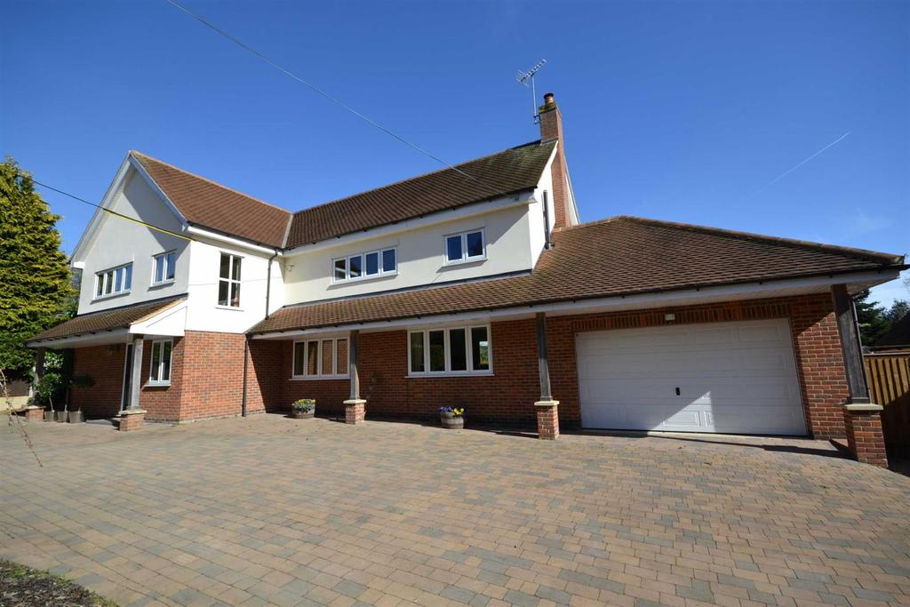 6 Bedrooms Detached House for sale in Horne Row, Danbury