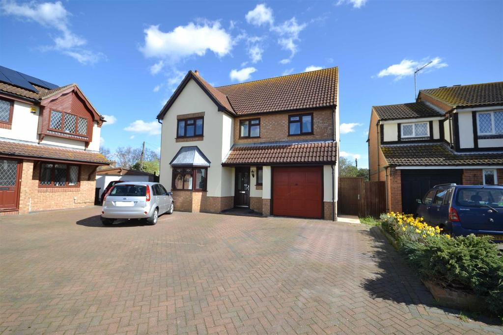 4 Bedrooms Detached House for sale in Wick Farm Road, St Lawrence